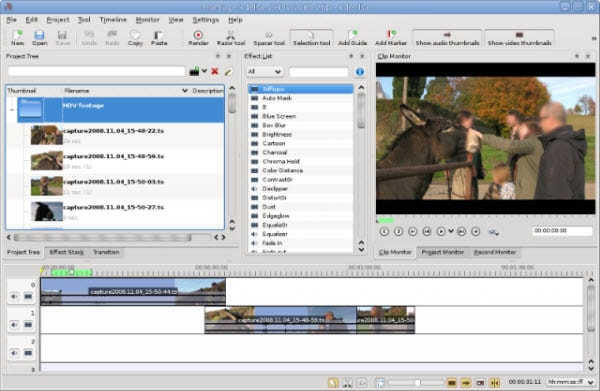 software edicion video gratis para mac