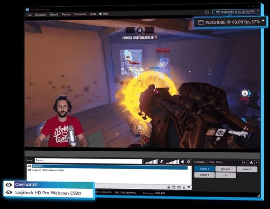 how to live stream on twitch