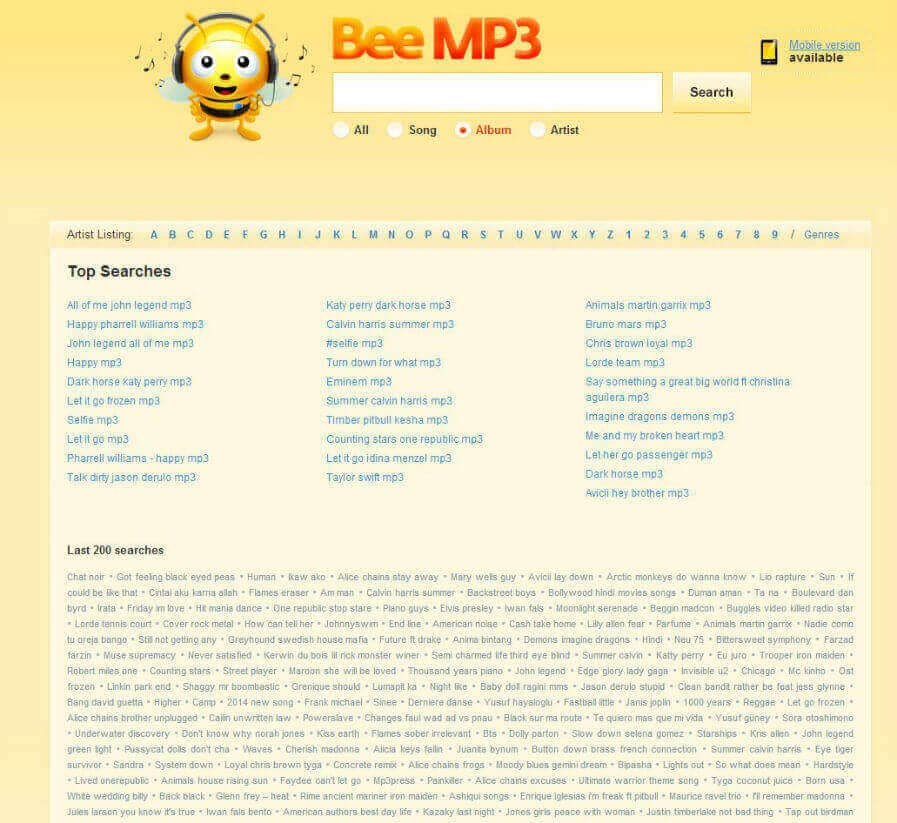 Beemp3s
