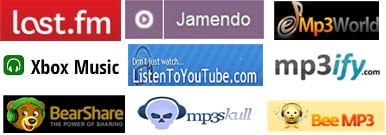 Top 30 free mobile mp3 music downloads sites for iphone ipod and