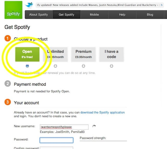 How to Play Spotify Unlimited