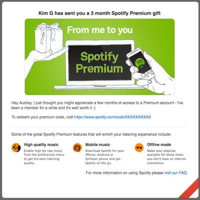 spotify premium code generator download