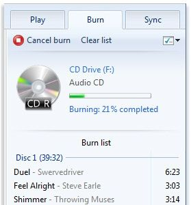 How to Burn Music to DVD for Car