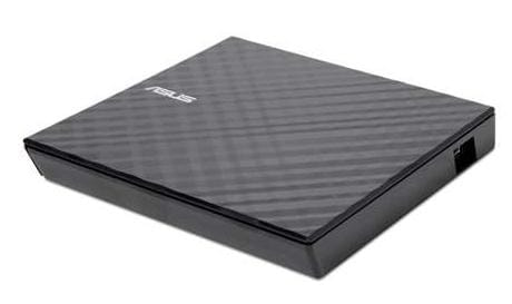 The Asus External DVD Drive