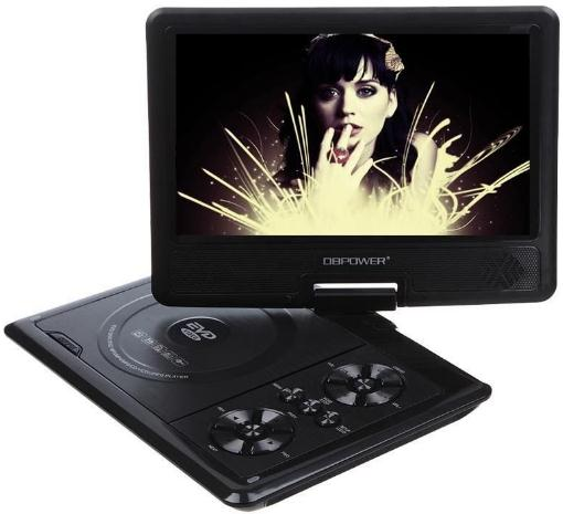 Top 5 Best Portable DVD Player for Blu Ray