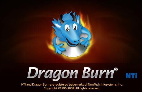 NTI Dragon Burn 4.5