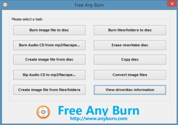 dvd burner software free  windows 10