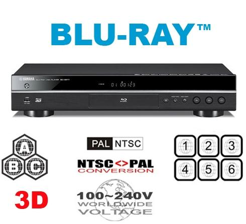 Top 5 Best 3D Blu Ray DVD Player