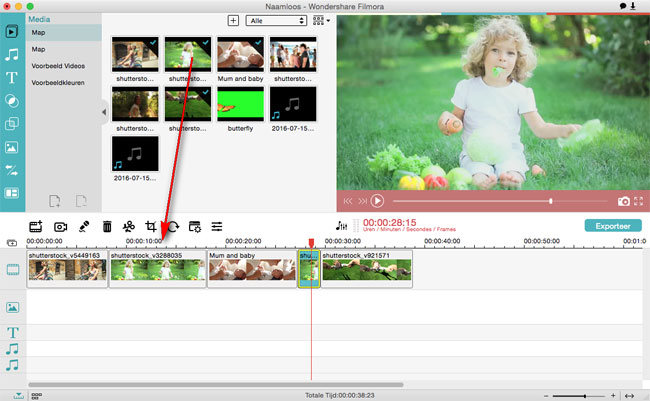 how to increase volume on mp4 video