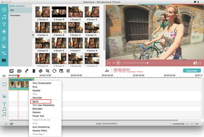 Hoe 4K Video Splitsen met de Beste 4K Video Splitter