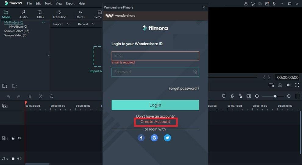 create new id