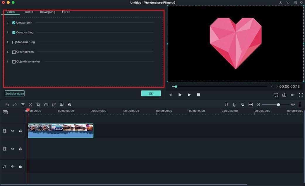 video bearbeiten mac