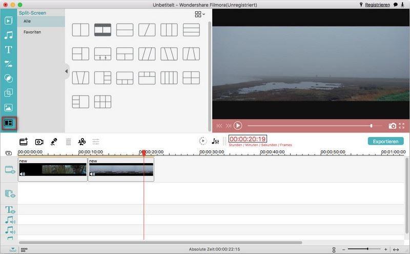 [iMovie Tutorial] Wie macht man Splitscreen auf iMovie?