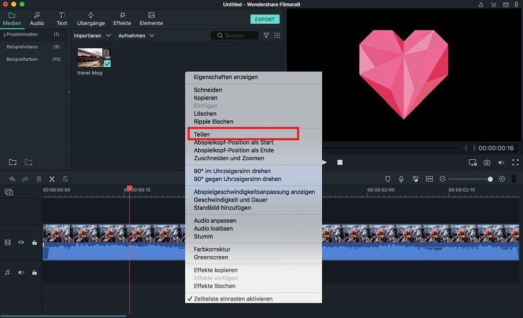 Wie kann man die Größe des YouTube Videos zu ändern