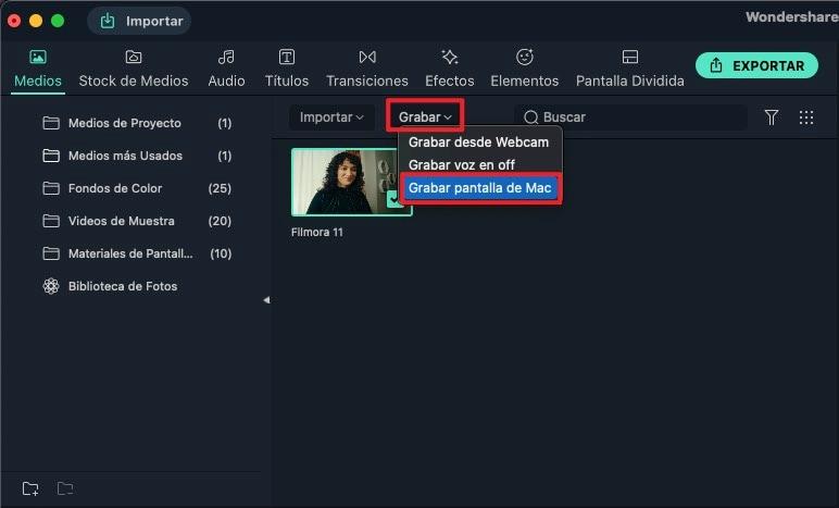 grabar pantalla de pc