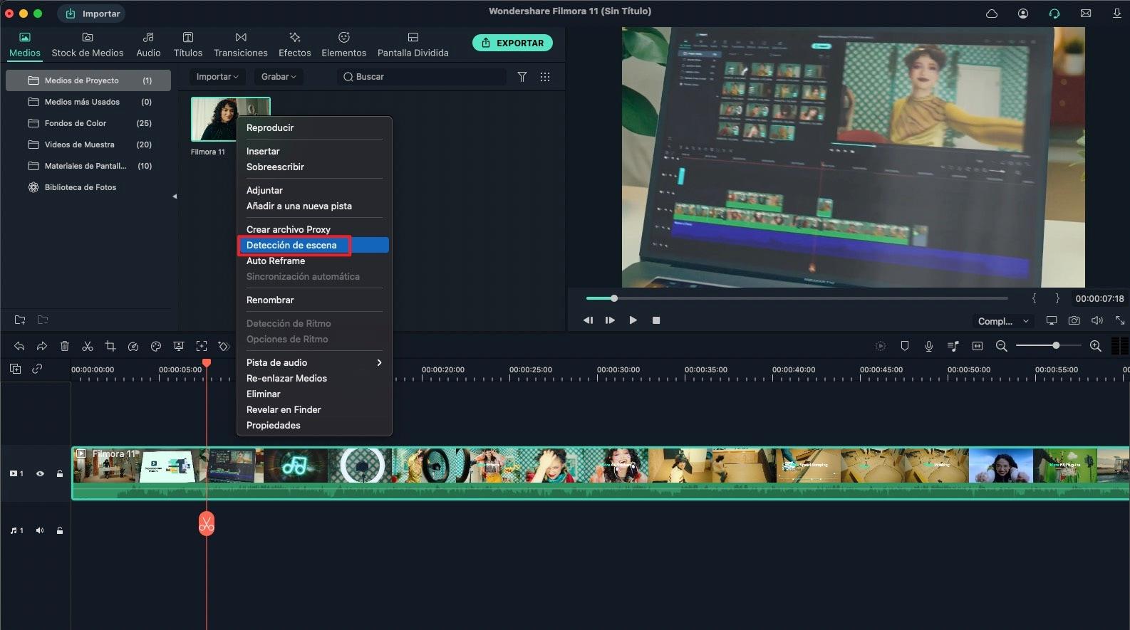 ¿Cómo Detectar Cambios de Escena en un Vídeo y Cortar Escenas Innecesarias?