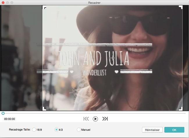 enregistrer la vidéo