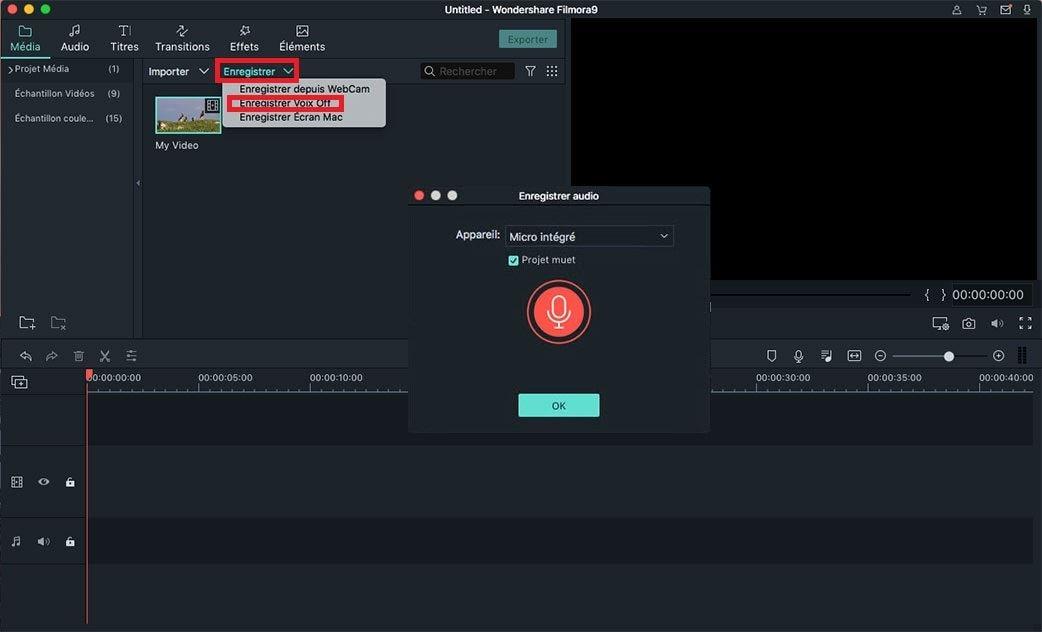 mix vidéo