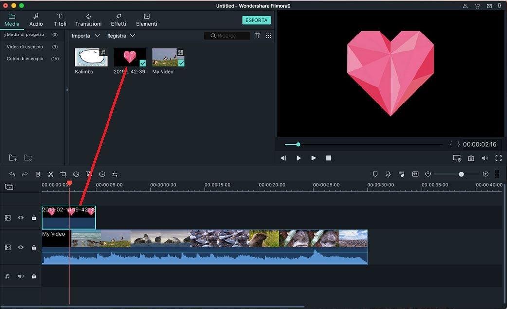 unire videos