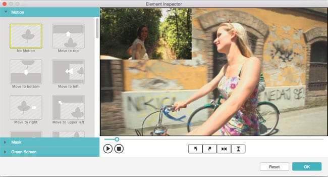 windows movie maker picture in picture effect