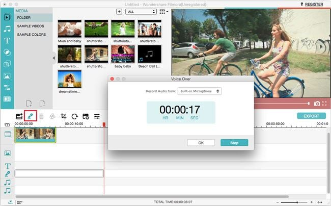 Voice Over Video Editing Software: Add Voiceover to Video