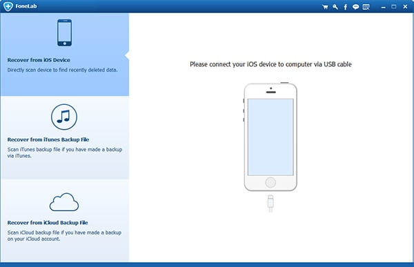 Top 5 Easiest iPhone 5 Data Recovery Software