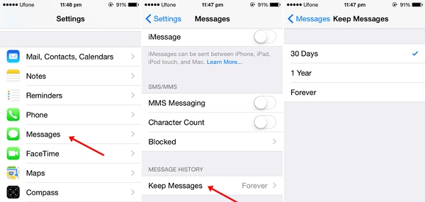How to Delete ALL Messages on iPhone Easily