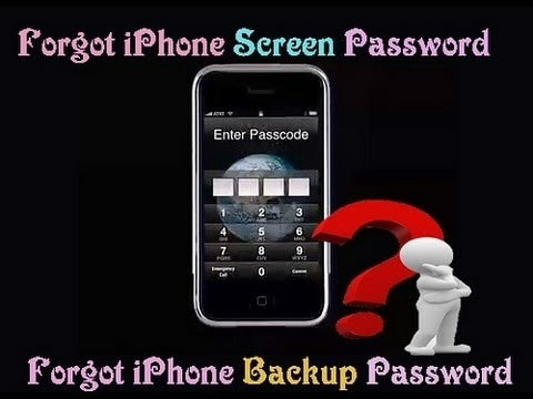 How To Reset Password For Iphone Backup File