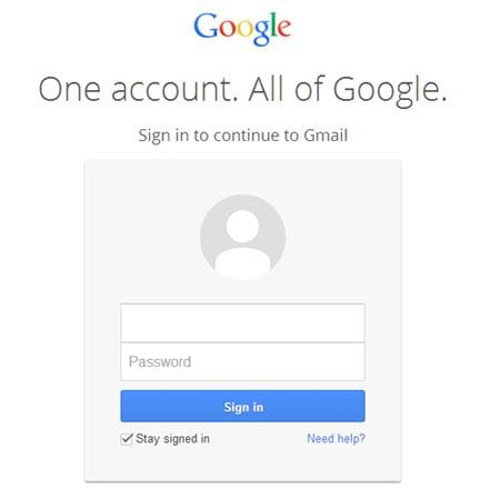 how to transfer contacts from gmail to iphone