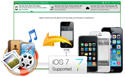 Top 10 iPhone 7 Data Recovery Software
