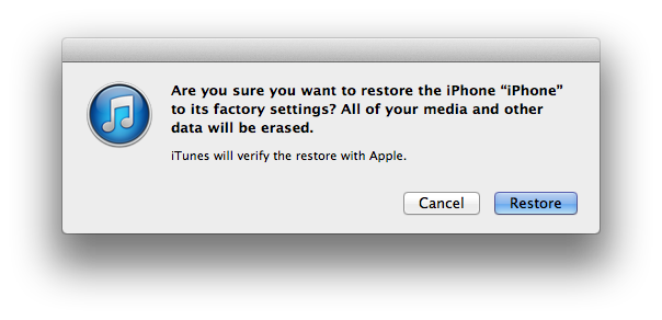 reset iphone to factory settings without itunes how to restore iphone to factory settings 20522
