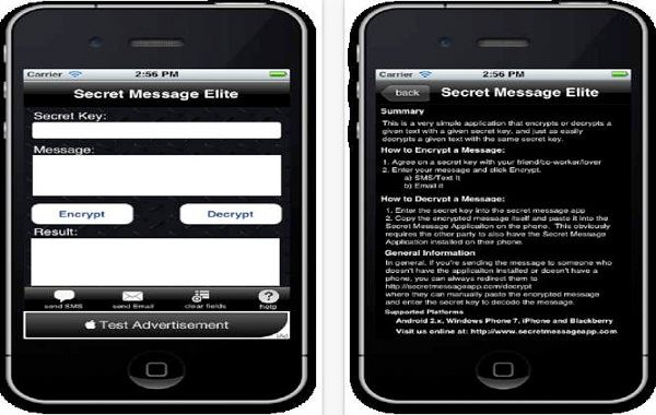 iphone hide text messages