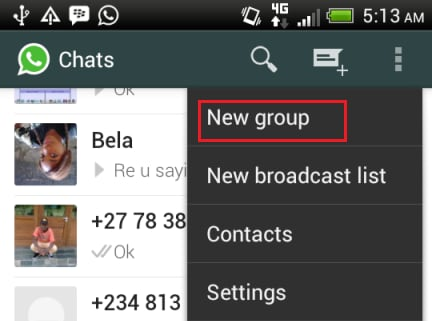 How to Use WhatsApp on Sony Ericsson