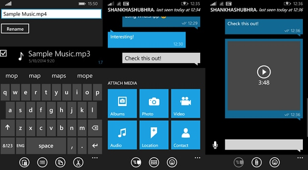 How to Use WhatsApp on Windows Phone