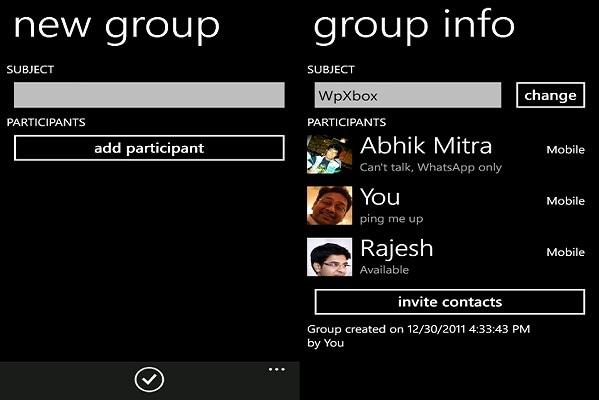 How to Use WhatsApp on Windows Phone