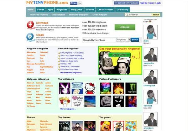Top 5 Free Ringtone Websites To Download Ringtones