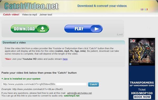 Catchvideo.net