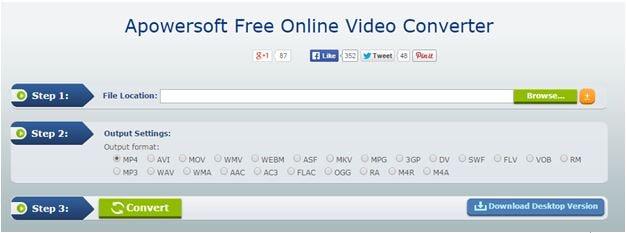 apowersoft free online converter
