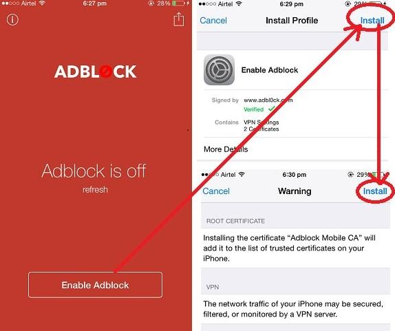 Tricks on How to Block YouTube Ads on iPhone