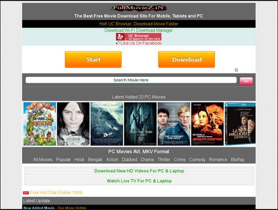 MP4 Movies Download Sites - Best 11 Sites to Download Movies MP4 for Free