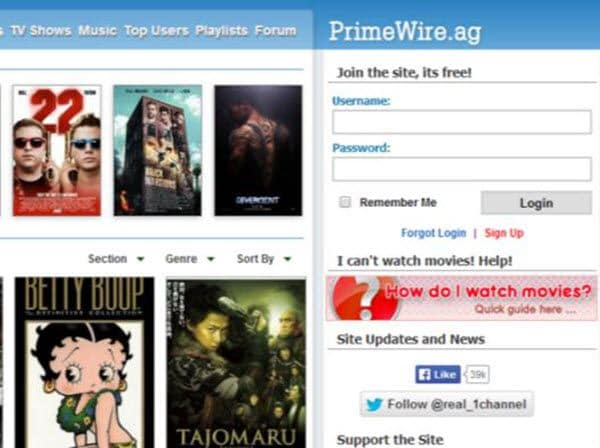 Top 20 Sites to Watch YouTube Free Movies Online without Downloading