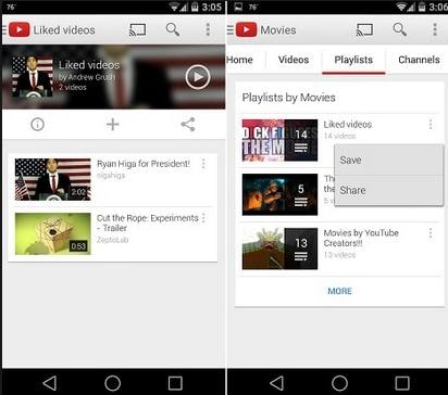 How to Share YouTube Playlist with Friends
