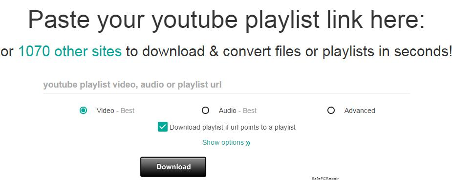 Top 10 YouTube Playlist Converter for Mac and Windows