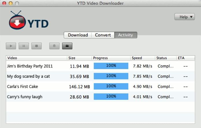 ytd youtube downloader online