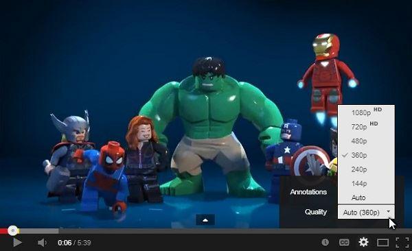 YouTube-Video spielt nicht