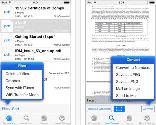 how to open pdf on ipad