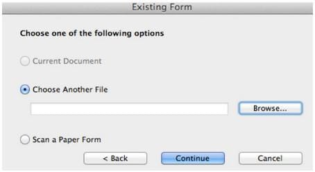 Convert PDF to Fillable Form with Adobe Acrobat