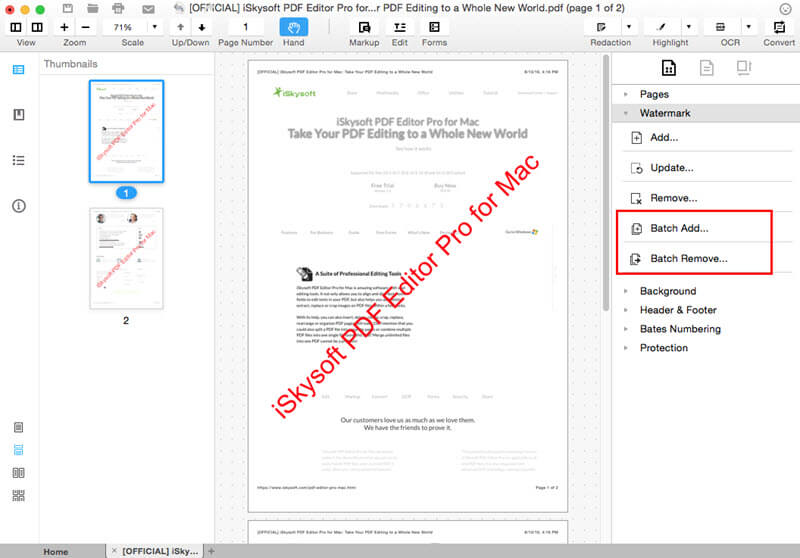 Batch PDF Watermark Not Working? Fixed!