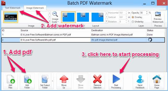 Top 10 Best Programs to Watermark PDF for Free