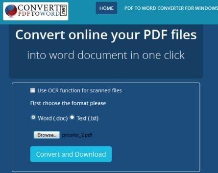Top 10 Alternative to Nitro PDF Online Converter